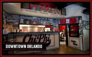 Chi Phi | Downtown Orlando