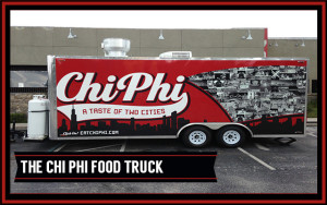 The Chi Phi Food Truck